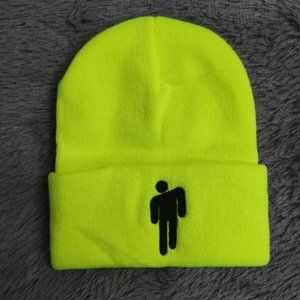 Accessories - Billie Eilish Beanies Hat Green
